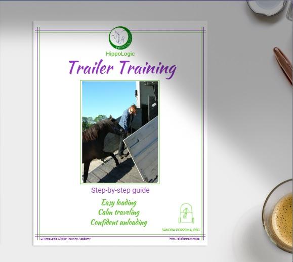 trailer loading trailer training shaping plan