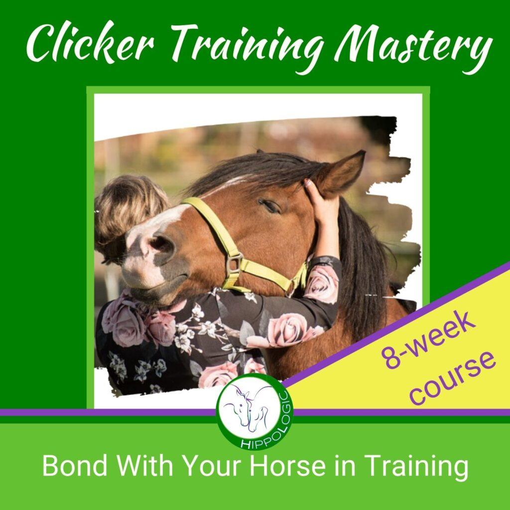 Clicker Training Mastery HippoLogic 8 week course