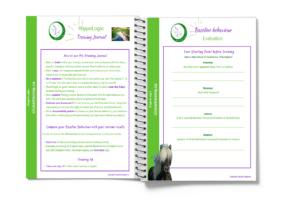 Training Journal content HippoLogic Clicker training