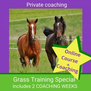 Private coaching grass training SPECIAL